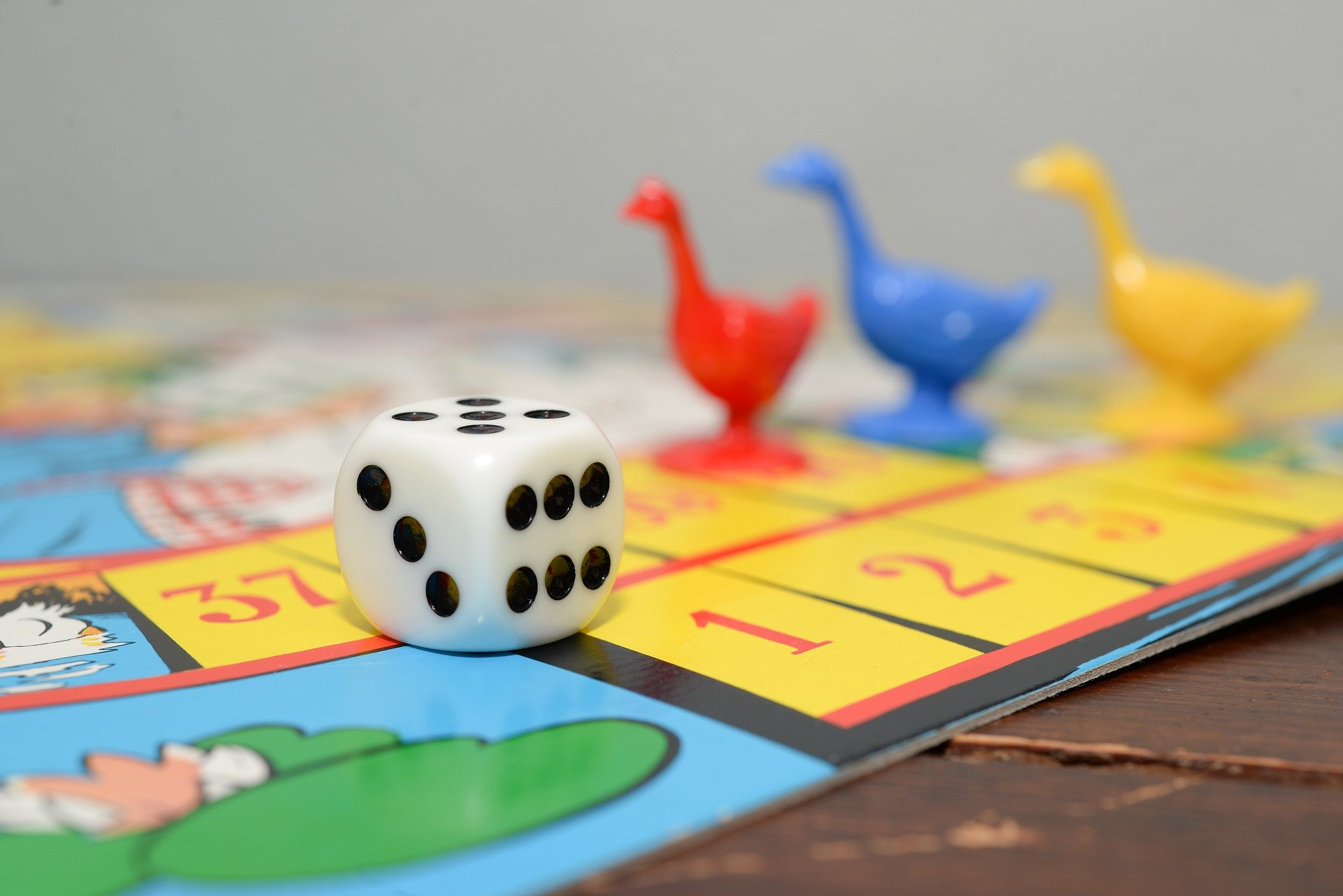 Read more about the article Erster Spielenachmittag